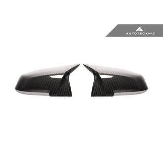 AutoTecknic Dry Carbon Ersatzspiegelkappen M-inspiriert für F22 2er | F30 3er | F32/F36 4er | F87 M2