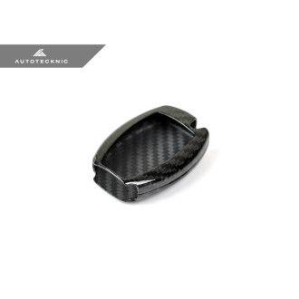 AutoTecknic Dry Carbon Schlüssel Cover für Mercedes-Benz Verschiedene Fahrzeuge