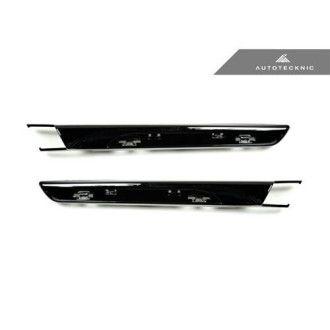 AutoTecknic Glazing Black Kotflügelblende für F80 M3 | F82 M4