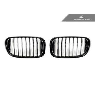 AutoTecknic Glazing Black Kühlergrill für G11/G12 7er