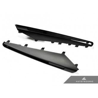 AutoTecknic Glazing Black Kotflügelgitter für E9X M3