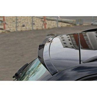 Maxton Design Spoiler für BMW 3er E91 M-Paket Facelift schwarz hochglanz