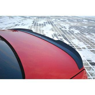 Maxton Design Spoiler für BMW 3er F30 schwarz hochglanz