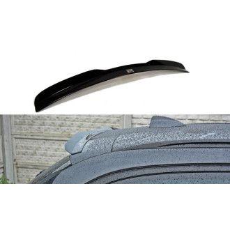 Maxton Design Spoiler Aufsatz für BMW 5er F10|F11 schwarz hochglanz
