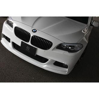 3DDesign Frontlippe für BMW 5er F10 F11 mit M-Paket