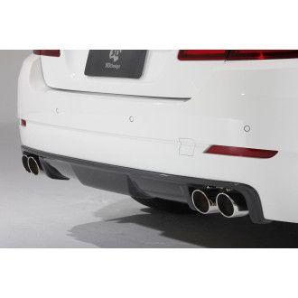 3DDesign Carbon Diffusor Duplex AGA für BMW 5er F10