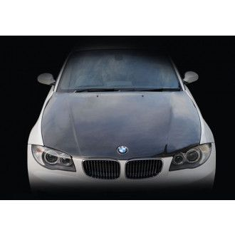 Varis Carbon Motorhaube light weight für BMW 1er E82 E87 E88