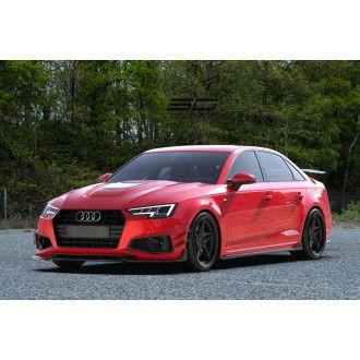 Boca Carbon Canards für Audi B9 RS4