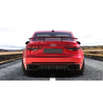 Boca Carbon Diffusor für Audi B9 RS4