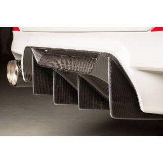 Boca Carbon Diffusor für BMW F90 M5 Deep-Fin