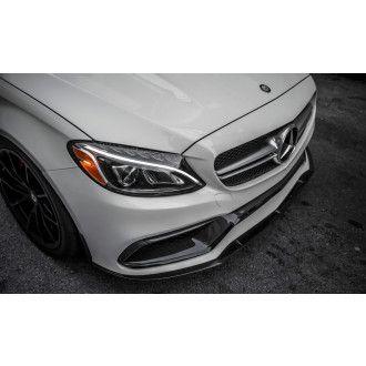 Boca Carbon Frontlippe Edition 1 Style für Mercedes Benz C-Klasse C205 C63 AMG|C63S AMG Coupe Vorfacelift