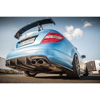 Boca Carbon Heckflügel GT-Style für Mercedes Benz C-Klasse W204 C200|C250|C300|C63 AMG|C63S AMG Limousine
