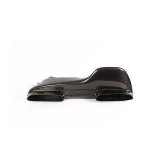 Boca Carbon Luftfiltergehäuse für Mercedes W204 C180 C200 Kompressor