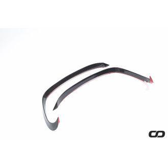 Boca Carbon Frontschürzen Verkleidung Mercurie für Mercedes W205|C205 C200|C250|C300 AMG-Paket und C43 AMG Limo|Coupe