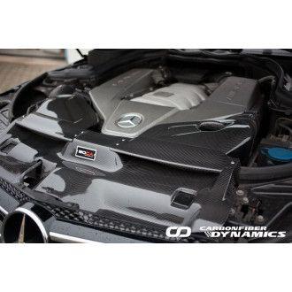 Boca Carbon Luftfilter-System für Mercedes Benz W204 C63