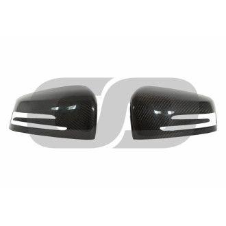 Boca Carbon Spiegelcover für Mercedes B C E S GLK CLS CL Klasse-B-Ware