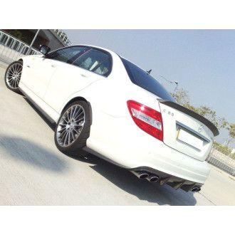 Boca Carbon System Diffusor für Mercedes Benz C63 AMG W204