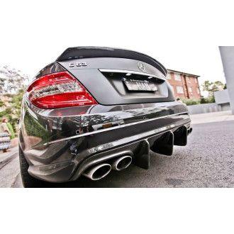Boca Carbon Heckspoiler Aero für Mercedes Benz W204 C63