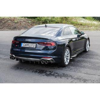 Capristo Carbon Diffusor fuer Audi B9 RS5