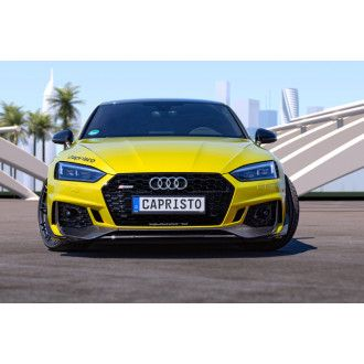 Capristo Carbon Frontlippe fuer Audi B9 RS5