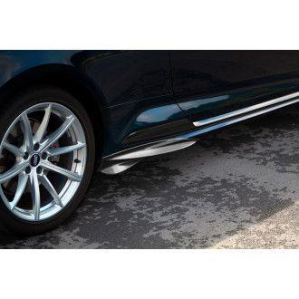 Capristo Carbon Seitenfinnen fuer Audi B9 RS5