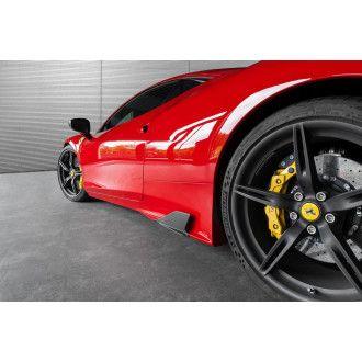 Capristo Carbon Seitenfinne für Ferrari 458 Speciale