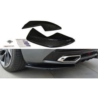 Maxton Design Diffusor-Erweiterungen für Citroen DS5 Carbon Look
