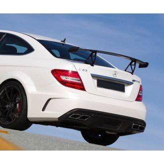 Boca Carbon Heckflügel für Mercedes Benz C204 C63 AMG Coupe