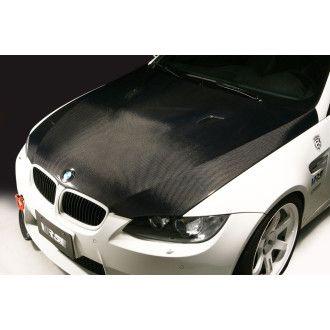 Varis Carbon Motorhaube - (VSDC/Carbon) für BMW E92 M3