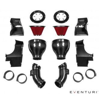 Eventuri Carbon Kevlar Ansaugsystem für BMW F1X M6