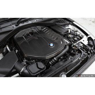 Eventuri Carbon Motorabdeckung für BMW F-Serie B58 X40i, MX40i