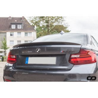 Boca Carbon Spoiler für BMW F22 - ähnlich Performance-B-Ware