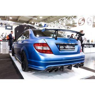Boca Carbon Diffusor DTM Style für Mercedes W204|C204 C200 C200 C250 C300 mit AMG-Paket und C63AMG