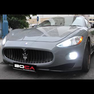 Boca Carbon Frontlippe für Maserati GranTurismo Coupe
