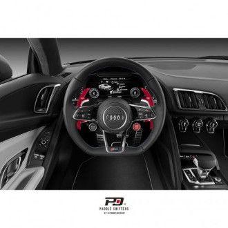 Leyo Aluminium Schaltwippen für Audi S-Tronic V3