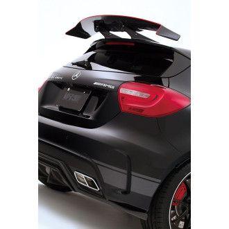 Varis Carbon Heckzierleisten für Mercedes Benz W176 A45 AMG