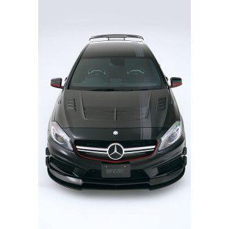 Varis Carbon Cooling Motorhaube System 2 für Mercedes Benz W176 A45 AMG