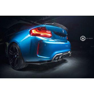 MTC Carbon Spoiler für BMW F87 M2