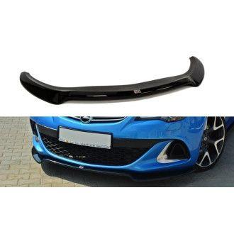 Maxton Design Frontlippe V.2 für Opel Astra J MK4 OPC schwarz hochglanz