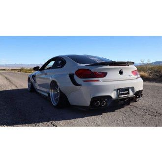 PSM Dynamic Carbon Widebody Kotflügelerweiterungen für BMW 6er F12 F13 M6