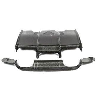 PSM Dynamic Carbon Diffusor mit Unterbodendiffusor für BMW 3er F80 M3 F82 F83 M4