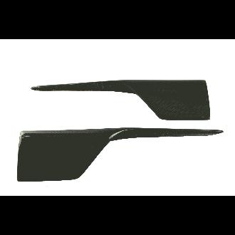 PSM Dynamic Carbon Seitenfinnen für BMW 3er F80 M3 F82 F83 M4