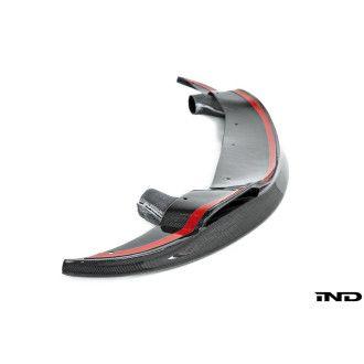 RKP Carbon Frontlippe und Bremskanäle für BMW E9X GT3 Style