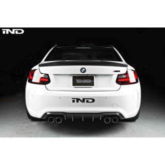 RKP Carbon Diffusor für BMW F87 M2