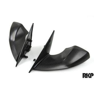 RKP Carbon Spiegelkappen für BMW E9x M3 - Motorsport Style
