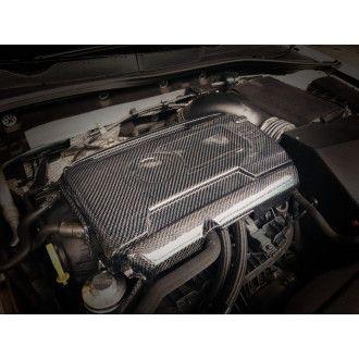 Rysten Design Carbon Motorabdeckung für VW Golf 7 MK7 GTI/R