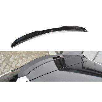 Maxton Design Spoiler für Seat Leon MK3 FR schwarz hochglanz