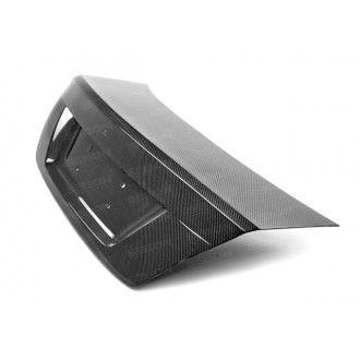 Seibon Carbon Heckdeckel für MERCEDES C-Klasse W204 und C63 AMG Limousine 2012 - 2014 OE-Style