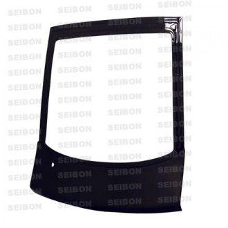 Seibon Carbon Heckdeckel für Nissan 240SX 1989 - 1994 Schrägheck OE-Style