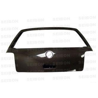 Seibon Carbon Heckdeckel für VW Golf Golf 4 1999 - 2004 OE-Style